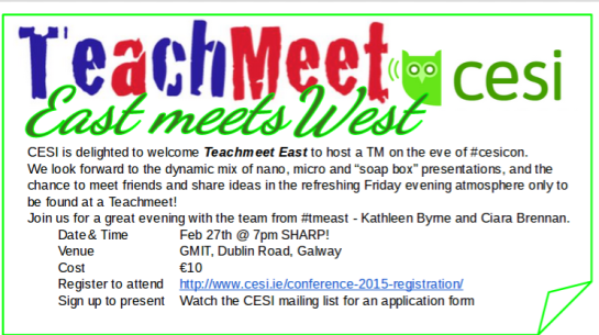 TeachmeetEastMeetsWest-cesicon