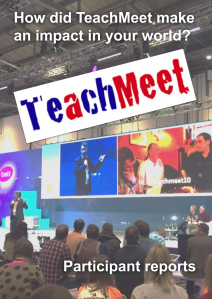 Teachmeet reports front cover